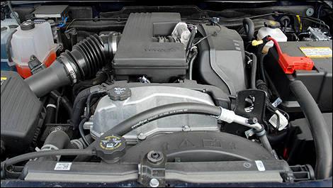 2009 Chevrolet Colorado 4x4 LT Crew Cab Review (video