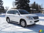 2009 Lexus LX 570 Review