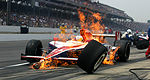 IRL: Photos spectaculaires du Indy 500!