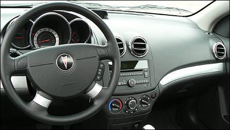 Pontiac G3 Wave Se 2009 Essai Routier Essai Routier