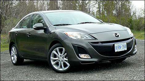 2010 Mazda 3 Gt Review Video Editor S Review Car Reviews