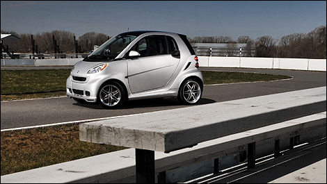 2009 Smart Fortwo Brabus Coupé Review