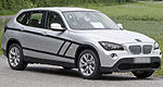 Scoop! BMW X1 2011!