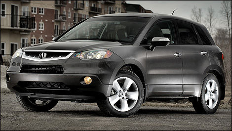 2009 acura rdx technology review editor s review car reviews auto123