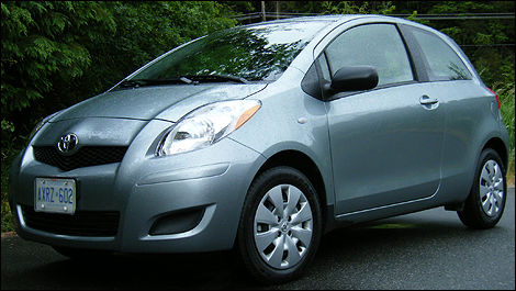 2009 Toyota Yaris Hatchback CE Review Editor's Review | Car