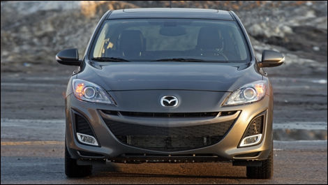 2010 Mazda3 Sport Gt Review Editor S Review Car News Auto123
