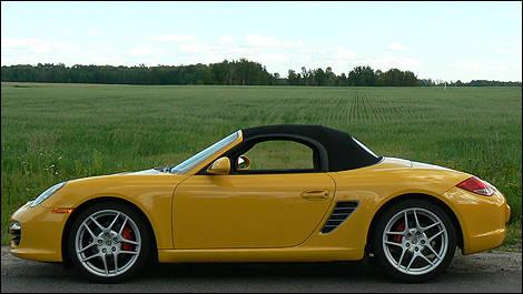 2009 Porsche Boxster S Review Video Editors Review Car Reviews
