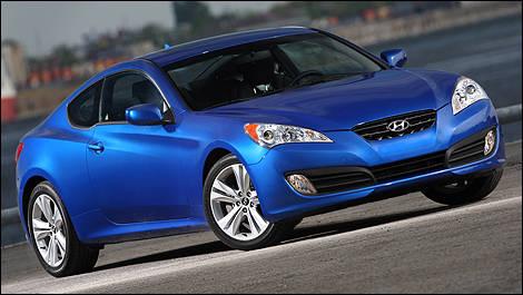 2010 Hyundai Genesis Coupe 2.0T Premium Review