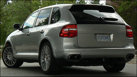 2009 Porsche Cayenne Turbo S Review Editor S Review Car Reviews
