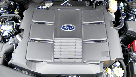 2010 Subaru Legacy First Impressions Editor S Review Car