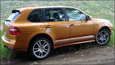 Porsche gts 2009