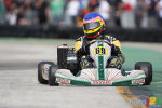 Karting: Jacques Villeneuve competes in Quebec karting race