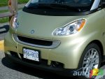 2009 smart fortwo Cabriolet Limited Three Review