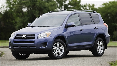 With A Year And Half Of Record Breaking S The Fun Flexible Toyota Rav4 Is Clear Hit Canadian Drivers 2010 Models
