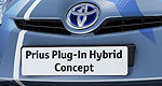 The 2010 Toyota Prius Plug-in Hybrid (PHV) Concept