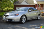 2009 Acura RL Elite Review