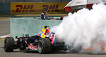 F1: The owner of Red Bull criticises Renault and writes off 2009 title