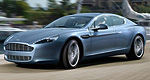 2010 Aston Martin Rapide Preview