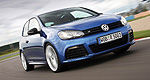 2010 Volkswagen Golf R at the Frankfurt Auto Show