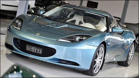 2010 Lotus Evora To Arrive In Canada Next Spring Car News Auto123