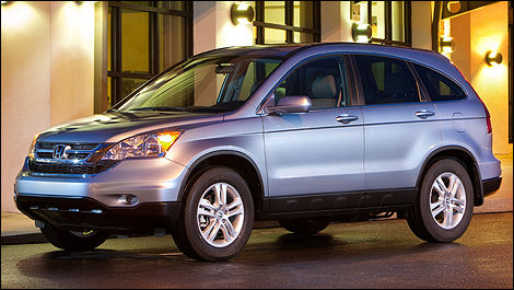 Over The 2009 Cr V Improved City Highway Fuel Economy Ratings Are 9 8 7 1 L 100 Km On 2wd Models And 10 5