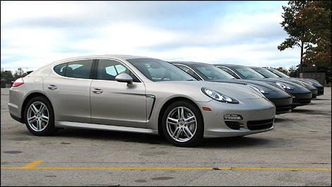 2010 Porsche Panamera First Impressions Editor's Review | Car