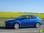 2009 Mitsubishi Lancer Sportback Review