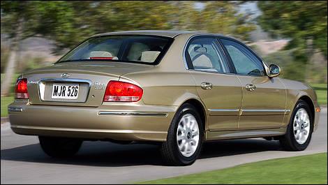 1999 2005 Hyundai Sonata Pre Owned Car News Auto123
