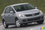 2009 Nissan Versa 1.6 Sedan Review