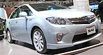Toyota Motor Corporation Unveils Luxury Hybrid 'SAI'