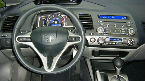 Some Adaptation May Be Required To Become Conversant With The Instrument Panel