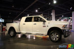 SEMA 2009: Dodge 'Moparizes' Ram Heavy Duty line for SEMA show (photos)