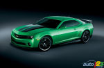 Camaro : Chevrolet Hits The SEMA Show With Five Inspired Concepts