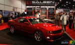SEMA 2009: Saleen S281, cranking performance up a notch (photos)