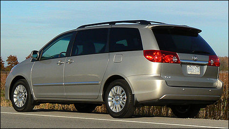 Toyota Sienna Limited Review