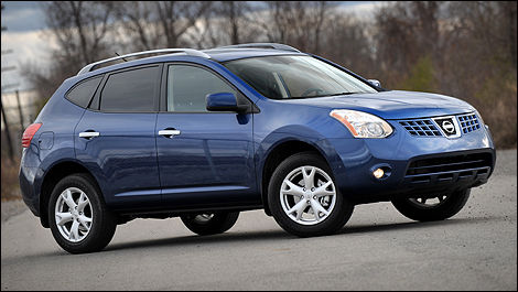 2010 nissan rogue sl awd review editor's review | car news | auto123