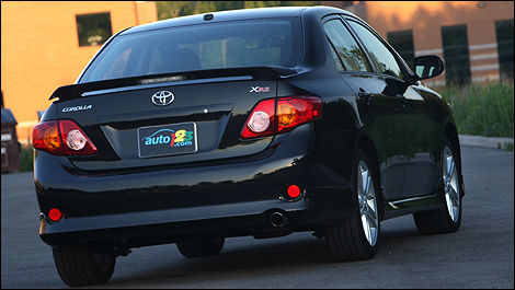 Good 2010 Toyota Corolla XRS Review