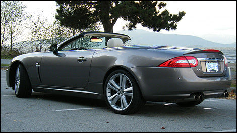 2010 jaguar xkr convertible for sale