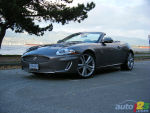 2010 Jaguar XKR Convertible Review