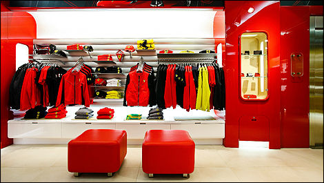 Ferrari Store opens in the heart of Athens  0e4a44655f
