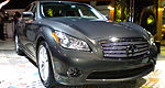 L.A. Auto Show 2009: Infiniti M, the new face of Infiniti