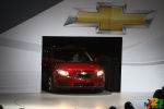 L.A. Auto Show 2009: Cruze-ing to the finish line