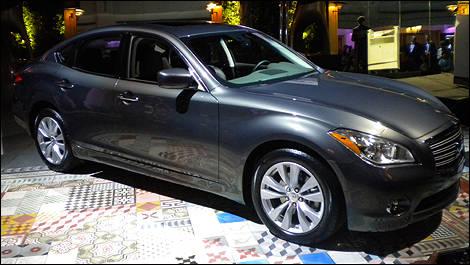 La Auto Show 2009 Infiniti M The New Face Of Infiniti Car News