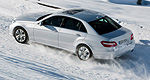 2010 Mercedes-Benz E-Class 4MATIC  : The automatic drive for wintry road conditions