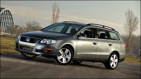 2010 Volkswagen Passat Wagon 2 0 Tsi Comfortline Review
