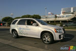Chevrolet Equinox FCV: My first Fuel Cell Vehicle