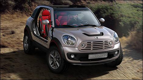 Dune buggy + MINI = Beachcomber Concept   Car News   Auto123