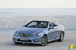 2011 Mercedes-Benz E-Class Cabriolet : Four seasons, four personalities