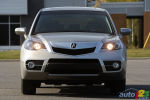 2010 Acura RDX TECH Review