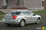 2010 Dodge Avenger Preview